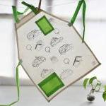 Children Apron With Cars S..